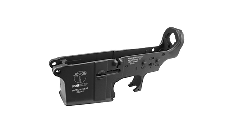 ICS CXP Metal Lower Receiver-BK