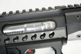 EMG F1 Firearms SBR AEG Training Rifle - Black with Red Catches