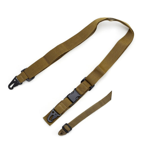 Tactical Triple Point Sling - Tan
