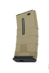 ICS Tactical Low-Cap Magazine (45rds) Tan
