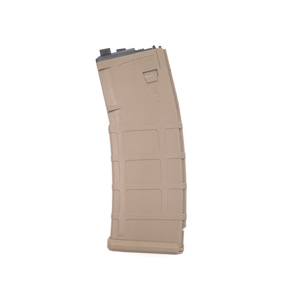 WE P-MAG Style M4 Gas Mag - Tan