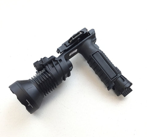 Airsoft M900-4 Torch Grip