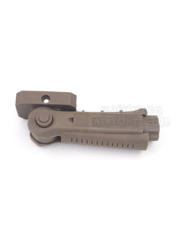UTG Sytle Folding Front Grip - Tan