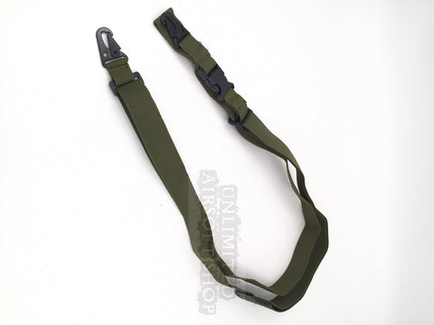 Tactical Military QD 3-point Rifle Sling