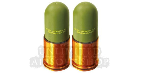 ICS 40mm Lightweight Grenade (2 pcs)