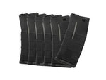 ICS Tactical Hi-cap magazine 300rds 6PCS Black