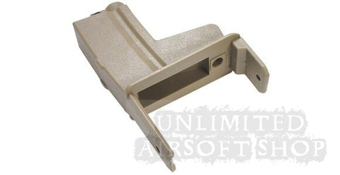 ICS Drum Mag MP5 Connector (Tan)