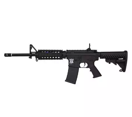 APS EBB AEG Electric Blowback M4 RIS Carbine