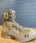 Tactical Boots Weather proof Breathable with Zip