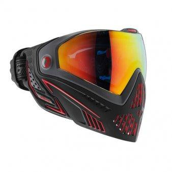 DYE Mask i5-Fire Red