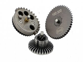 SHS 100:300 Low Noise High Torque Helical Gear Set
