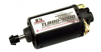 ICS TURBO 3000 motor (Short pin) New Version