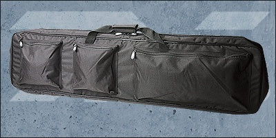 SRC 118cm Rifle carrying bag - Black