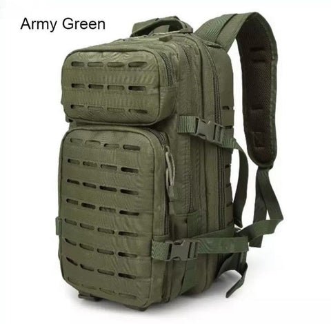 Tactical Backpack 900D Waterproof Bags-OD green