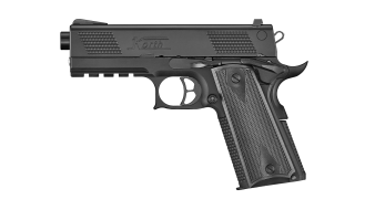 ICS GBB pistol KORTH PRS 4'' - Black