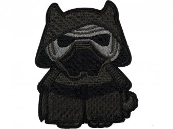 Kylo Embrioidered Patch