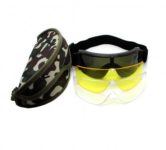 X800 CAMOUFLAGE GOGGLE SUIT