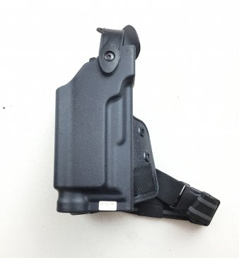 Airsoft safariland type drop leg holster for M92 torch version