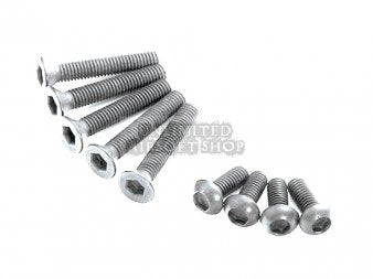 G&G Gearbox Screw Set for Ver. II (Stainless Steel)