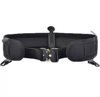 Tactical Molle Wasit Padded Belt with Metal Clip