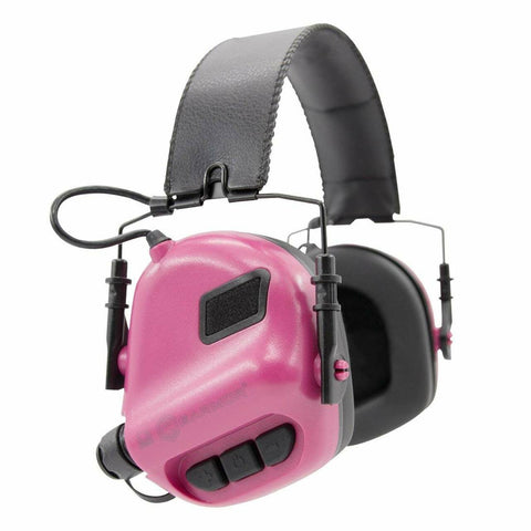 "OPSMEN EARMOR - HEARING PROTECTOR ""M31 TACTICAL MOD3"" PINK"
