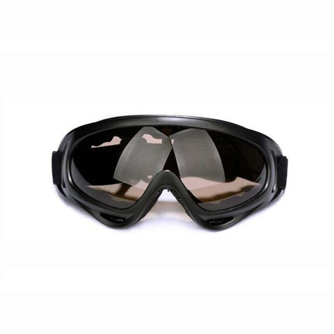 X400 Tactical Airsoft Safety Goggles - Smoke