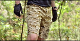 Tactical Shorts Cotton Polyester Quick Dry