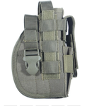 Tactical Universal Holster with Beltloop system - OD Green