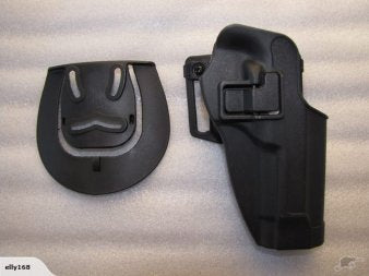 Airsoft Holster with Beltloop for M92/96 Black