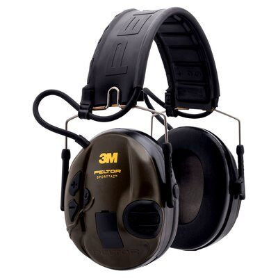 3M Peltor SportTac Hunting / Shooting Earmuffs