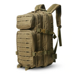 Tactical Backpack 900D Waterproof Bags-Tan