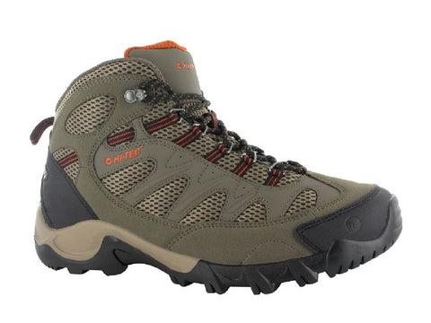 HI-TEC TRAILSTONE WATERPROOF MENS - Green