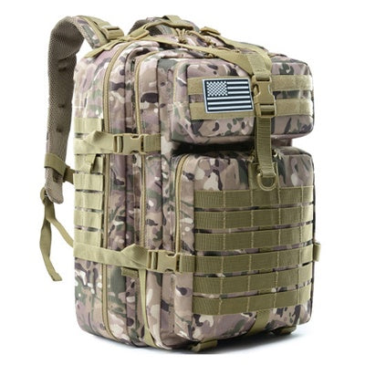 Tactical Backpacks Military 900D Waterproof Outdoor Sport - Multicam