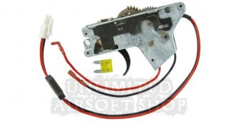 ICS UK1 HOG YAk Lower Gearbox Rear Wired for MTR stcok