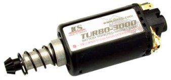 ICS TURBO 3000 motor (long pin) New Version