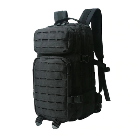 Tactical Backpack 900D Waterproof Bags-Black