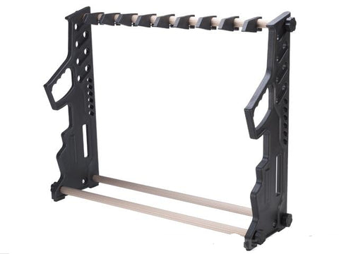 Gun Rack full metal Display - A