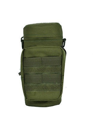Molle Zipper Water Bottle Hydration Pouch Bag
