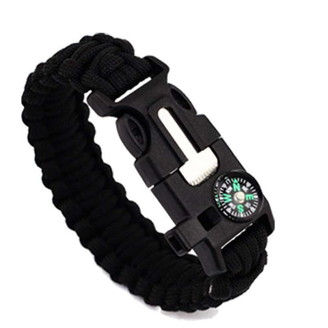 13 IN 1 Paracord Survival Bracelet Rope