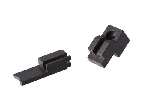 RA CNC steel Nozzle Guide for WE GBB M4 (Open Bolt system)