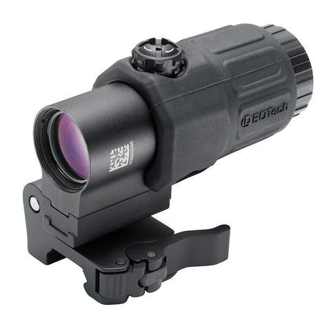 Airsoft G33 magnification sight scope Black