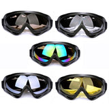 X400 Tactical Airsoft Safety Goggles - Clear
