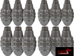 Pineapple Replacement Shell Pack of 12pcs