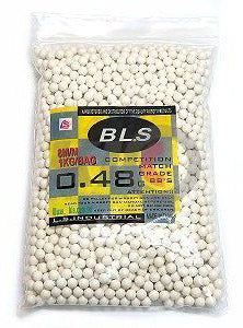 BLS 0.48g Precision BB 1KG 8mm