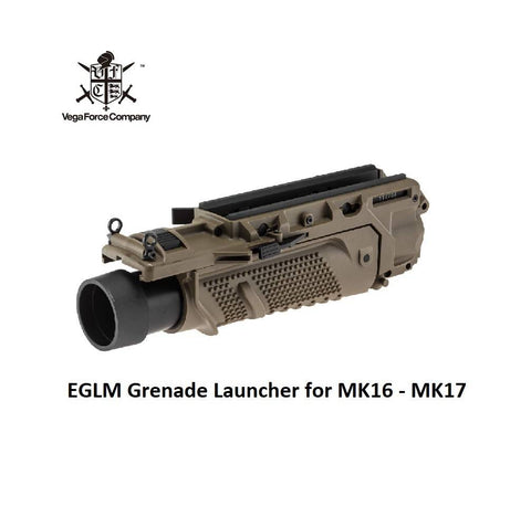 VFC 40mm Grenade Launcher Tan airsoft