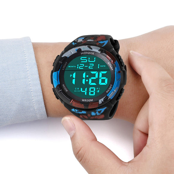 Water Proof Multi Functional Watch