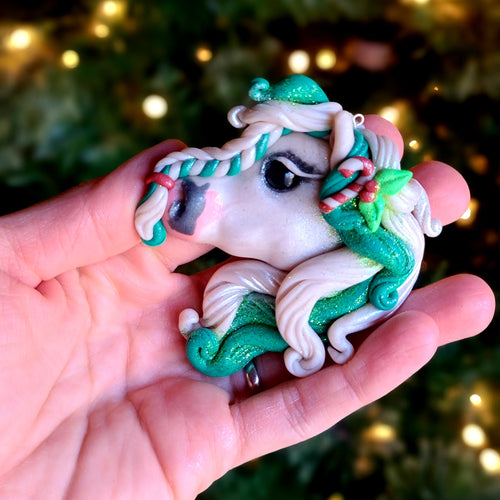 Christmas ornament- ready to ship
