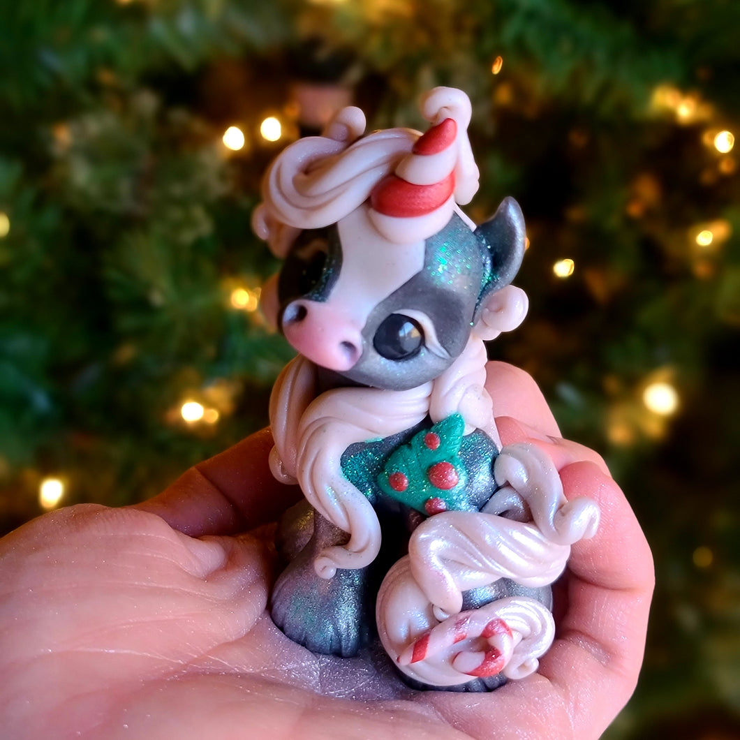 Christmas Tumble Pony - ready to ship
