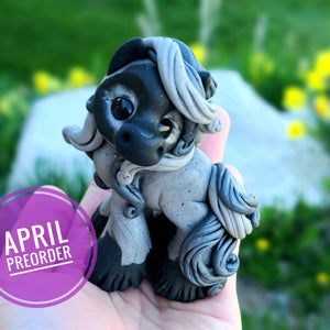 PRE ORDER Dutch Draft Pony April exclusive