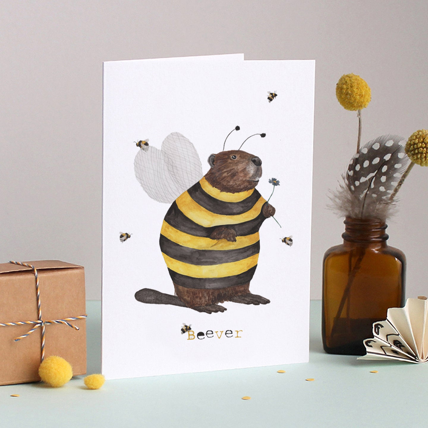 Beever Card